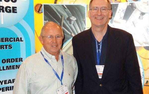 Dick Hrinak and Steve Wilson