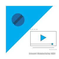Crescent Manufacturing Fastener Video
