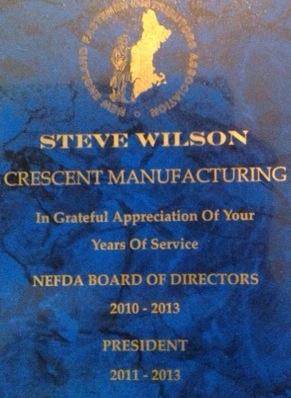 Steve Wilson NEFDA